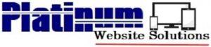 platinum website solutions logo